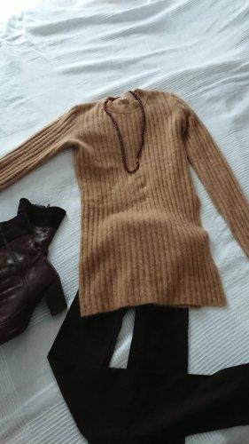 ARKET Pull en laine multicolore