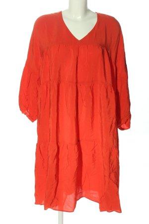 ARKET Sukienka typu babydoll czerwony W stylu casual
