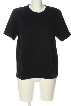 ARKET Basic Shirt black casual look