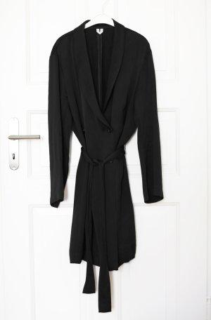 ARKET Koszulowa sukienka czarny