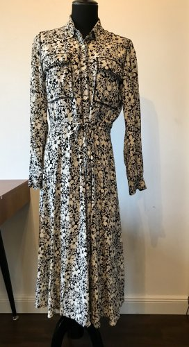 ARKET Blouse Dress black-cream