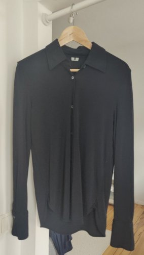ARKET Long Sleeve Blouse black