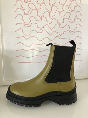 ARKET Chelsea Boots multicolored leather