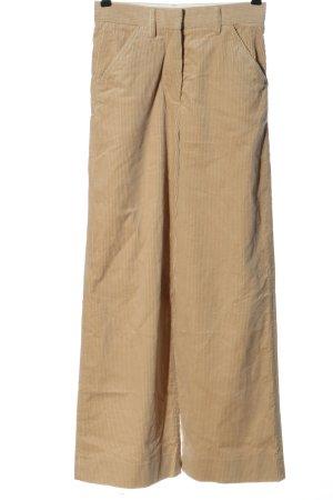 ARKET Corduroy Trousers cream casual look