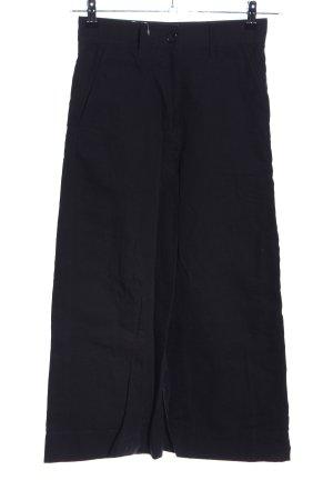 ARKET Pantalone culotte nero stile casual