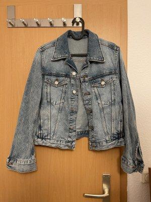 ARKET Denim Jacket steel blue