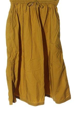 ARKET Flared Skirt light orange casual look
