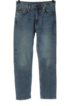 ARKET Jeans a vita alta blu stile casual
