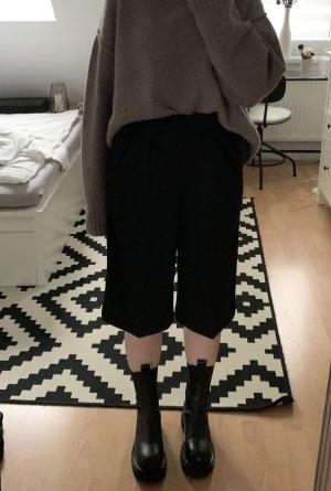 ARKET Short zwart Wol