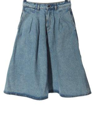 ARKET Gonna di jeans blu stile casual