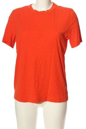 ARKET T-shirt arancione chiaro stile casual