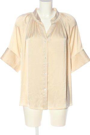 ARKET Short Sleeve Shirt cream casual look