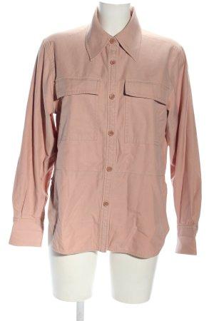 ARKET Long Sleeve Shirt pink casual look