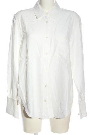 ARKET Long Sleeve Shirt white business style
