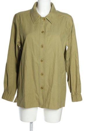 ARKET Long Sleeve Shirt khaki casual look