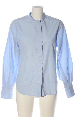 ARKET Camicia a maniche lunghe blu stile casual