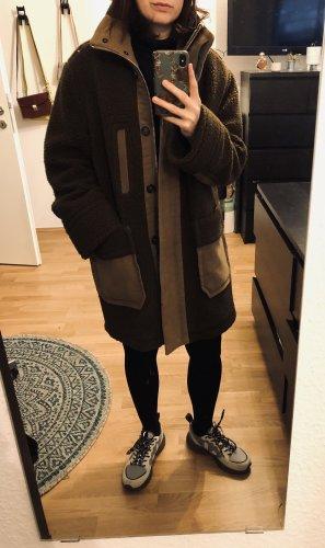 ARKET Oversized jas veelkleurig