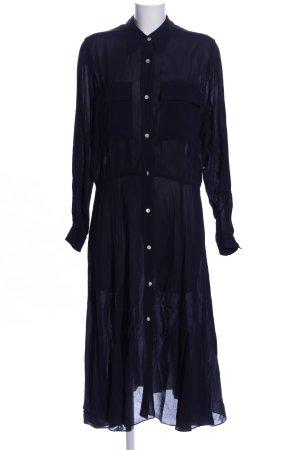 ARKET Robe longue noir élégant