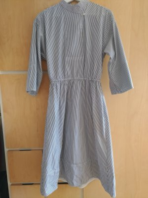ARKET Midi-Kleid gestreift
