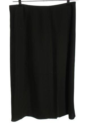 ARKET Midi Skirt black business style