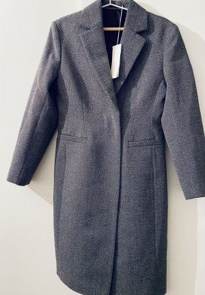 ARKET Wool Coat grey-white