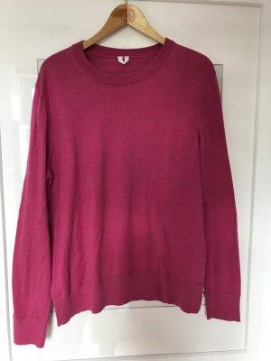 ARKET Crewneck Sweater raspberry-red