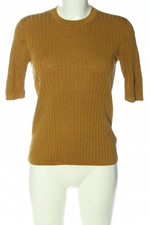 ARKET Maglione girocollo arancione chiaro stile casual