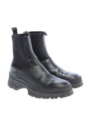 ARKET Schlüpf-Stiefeletten schwarz Casual-Look