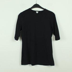ARKET Koszulka basic czarny Bawełna