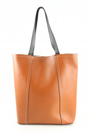 ARKET Borsa shopper marrone stile casual