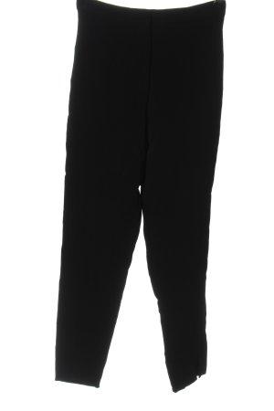 ARKET Spodnie materiałowe czarny W stylu casual