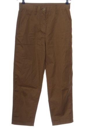 ARKET Pantalone jersey marrone stile casual