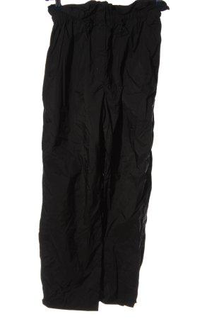 ARKET Pantalone jersey nero stile casual