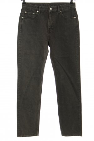 ARKET Straight-Leg Jeans braun Casual-Look