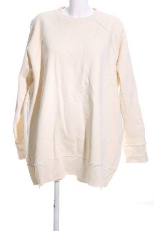 ARKET Sweat Shirt cream casual look