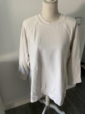 ARKET Felpa crema-bianco sporco
