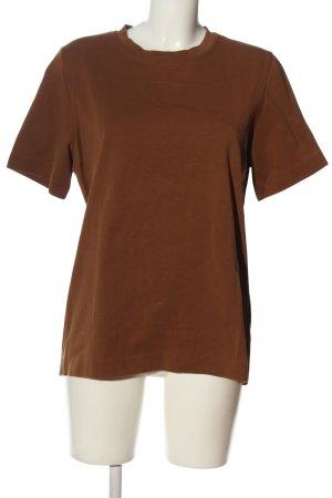 ARKET T-Shirt brown casual look