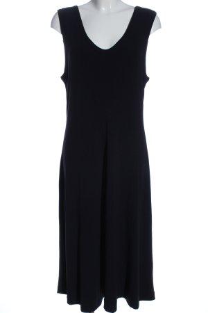 ARKET Pinafore dress black acetate