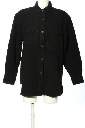 ARKET Between-Seasons Jacket black casual look