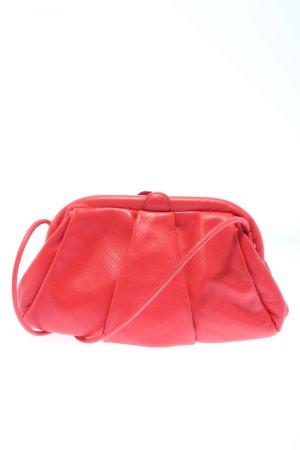 ARKET Borsa a spalla rosso stile casual