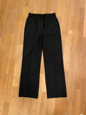 ARKET Woolen Trousers black