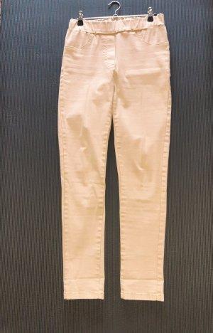 Arlette Kaballo Pantalon en jersey beige