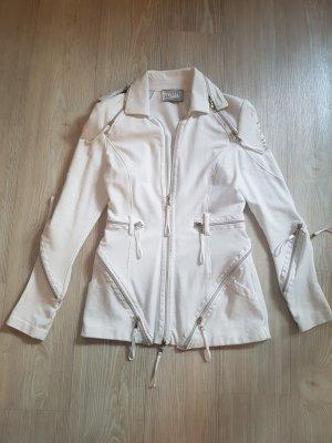 Arlette Kaballo Jacket black-silver-colored