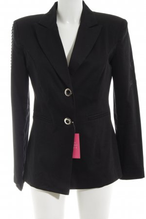 Arlette Kaballo Jersey Blazer black business style