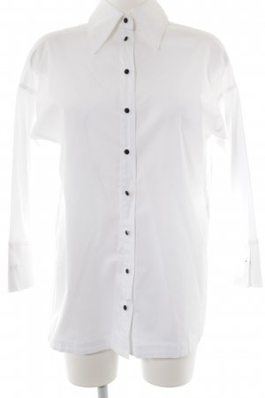 Arlette Kaballo Long Sleeve Blouse white business style