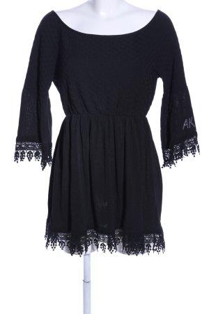 Arlette Kaballo Mini Dress black casual look