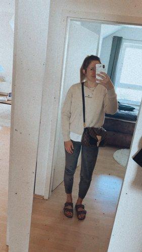 ARMA Pantalon en cuir multicolore