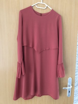Arma Life kurzes Kleid Gr. 42 NEU wertig ziegelrot