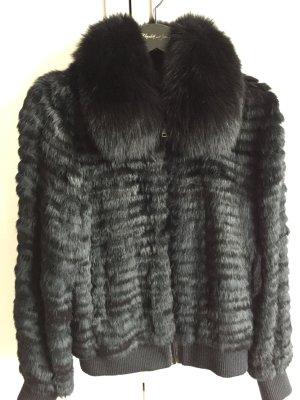 Arma Collection Pelt Jacket black