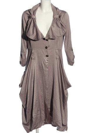 ARMA Manteau mi-saison gris clair style décontracté